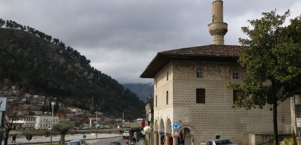 Albanian Prime Minister Edi Rama Inspected TİKA's Restoration Projects in Berat - 9