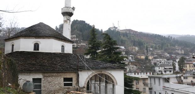Arnavutluk Başbakanı Edi Rama Berat'ta TİKA'nın Restorasyon Projelerini İnceledi - 6