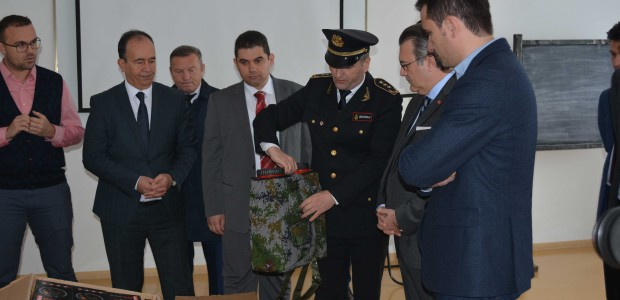 TİKA Continues Technical Partnership Projects in Albania  - 2