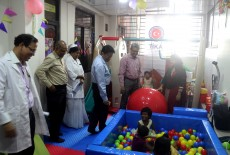 Bangladeşli Çocuklara Terapi Merkezi Kuruldu