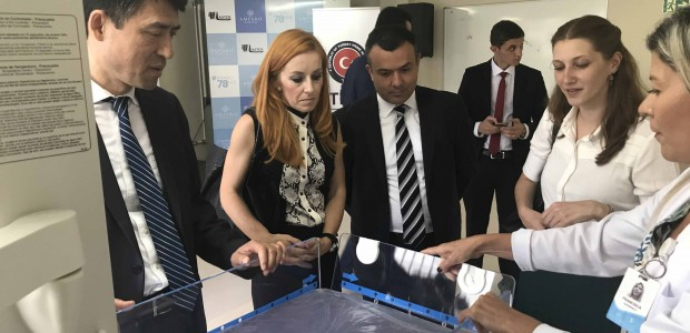 TİKA Lends Medical Assistance to South America's Largest City - 3