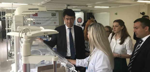 TİKA Lends Medical Assistance to South America's Largest City - 2