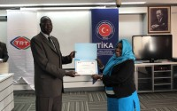 TİKA and TRT Jointly Provide Training to Media Personnel in South Sudan