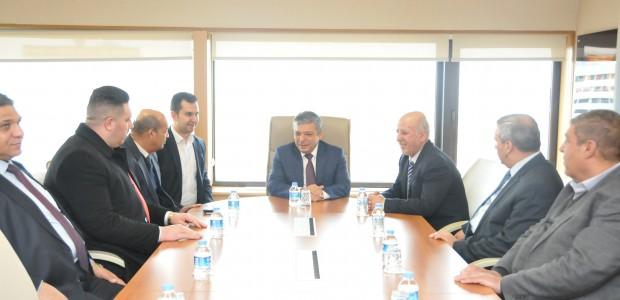 TİKA Türkiye'nin Yüksek Eğitim Alanındaki Tecrübesini Irak'a Aktarıyor - 6