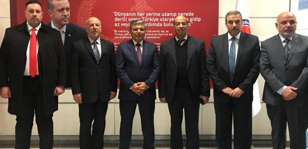 TİKA Türkiye'nin Yüksek Eğitim Alanındaki Tecrübesini Irak'a Aktarıyor - 7