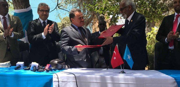 TİKA will reconstruct the Parliament Building in Somalia - 2