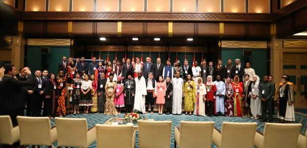 Cumhurbaşkanı Erdoğan, TİKA Koordinatörlerini Kabul Etti  - 2