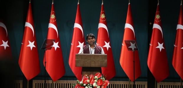 Cumhurbaşkanı Erdoğan, TİKA Koordinatörlerini Kabul Etti  - 4