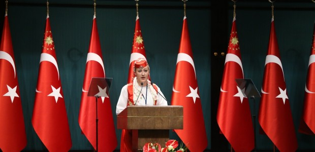 Cumhurbaşkanı Erdoğan, TİKA Koordinatörlerini Kabul Etti  - 5
