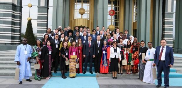 Cumhurbaşkanı Erdoğan, TİKA Koordinatörlerini Kabul Etti  - 6