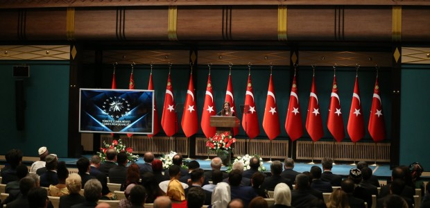 President Erdoğan Welcomed TİKA Coordinators - 7