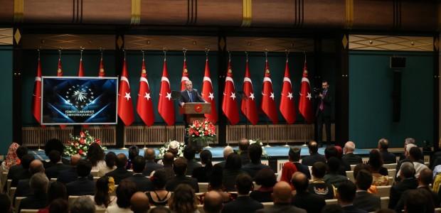 Cumhurbaşkanı Erdoğan, TİKA Koordinatörlerini Kabul Etti  - 11