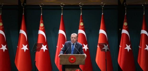 Cumhurbaşkanı Erdoğan, TİKA Koordinatörlerini Kabul Etti  - 1