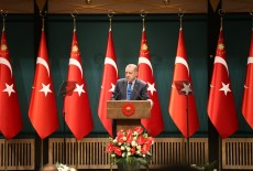 President Erdoğan Welcomed TİKA Coordinators