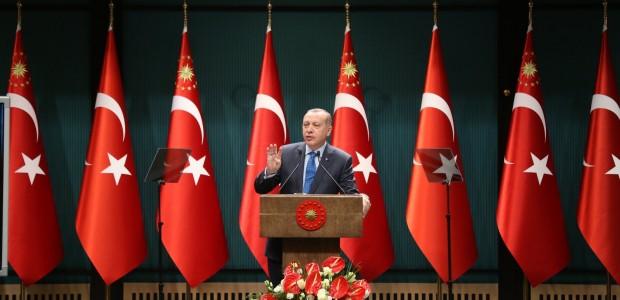 Cumhurbaşkanı Erdoğan, TİKA Koordinatörlerini Kabul Etti  - 15