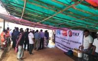 """""""تيكا"""" التركية تحمل مساعدات كازاخية للروهنغيا في بنغلاديش"""