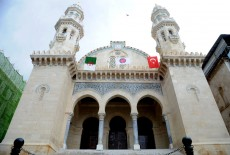Historical Ketchaoua Mosque in Algeria was Opened