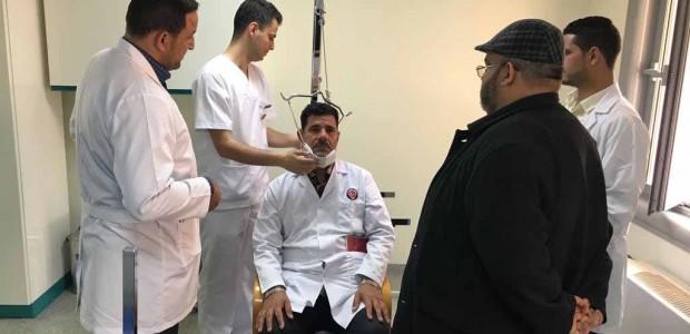 Libya Misurata Fizyoterapi Hastanesi Personeline Eğitim - 3