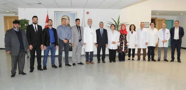 Libya Misurata Fizyoterapi Hastanesi Personeline Eğitim - 4