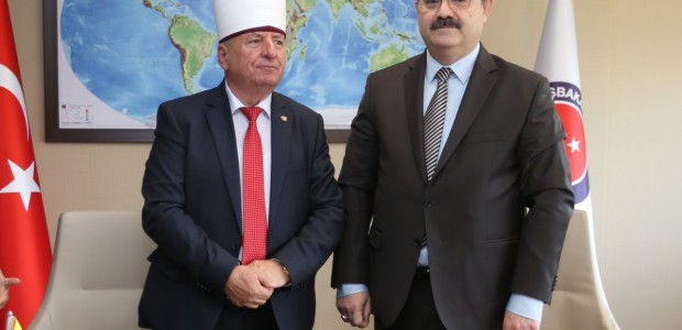 TİKA, Makedonya'da Tarihi Harabati Baba Tekkesi'ni Restore Edecek  - 2