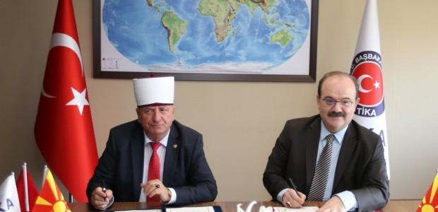 TİKA, Makedonya'da Tarihi Harabati Baba Tekkesi'ni Restore Edecek  - 3