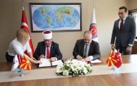 TİKA, Makedonya'da Tarihi Harabati Baba Tekkesi'ni Restore Edecek