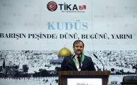 تيكا التركية ستقف بجانب الفلسطينيين خلال شهر رمضان المبارك