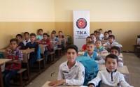 TİKA'dan Telafer'de Eğitime Destek