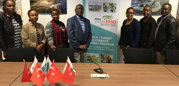 Kenya - Turkey Experience Sharing Program (5-13 May 2018) Benchmarking in Turkey for a globally competitive Kenya - 1