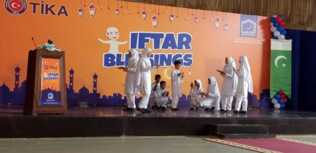 TİKA Held Iftar Dinners In Haripur and Islamabad, To Celebrate Ramadan with 1400 Orphans - 2