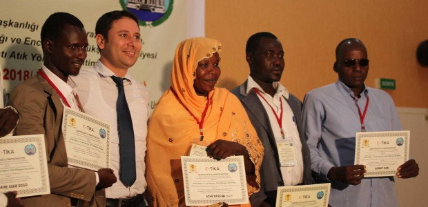 Solid Waste and Urban Planning Training in Chad - 3
