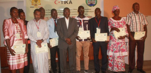 Solid Waste and Urban Planning Training in Chad - 2