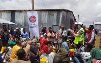 """""""تيكا"""" التركية تقدم مساعدات للنازحين في أثيوبيا وكينيا"""