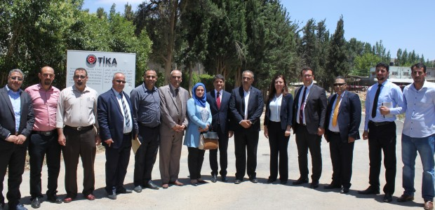 TİKA Built an Egg Poultry Facility in Palestine - 3