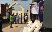 Kongo'da 3.000 Aileye Gıda Yardımı