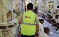 Irak'ın Necef Vilayeti Hazreti İmam Ali Camii'nde İftar