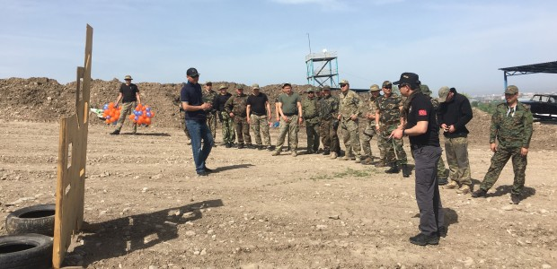Training for the Police Forces of Friend and Brother Countries - 1