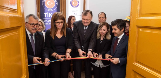 Turkish aid agency repairs 23 classrooms in Romania - 3
