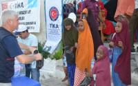 TİKA Somali'de Yetimlerin Yanında