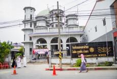Tayland'ın Songkhla Şehrinde TİKA İftarı