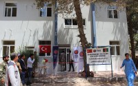 TİKA Builds Guest House for Patient Relatives in Afghanistan