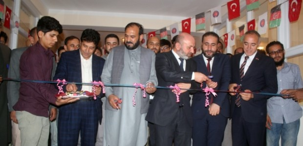 TİKA Opened the Mevlana Research Center in Afghanistan - 3