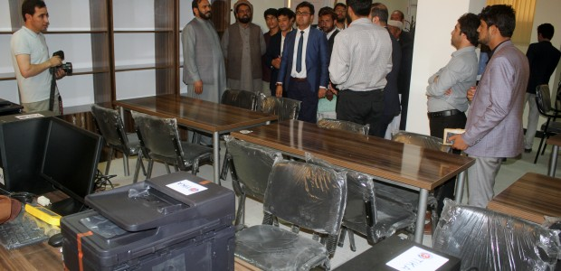 TİKA Opened the Mevlana Research Center in Afghanistan - 2