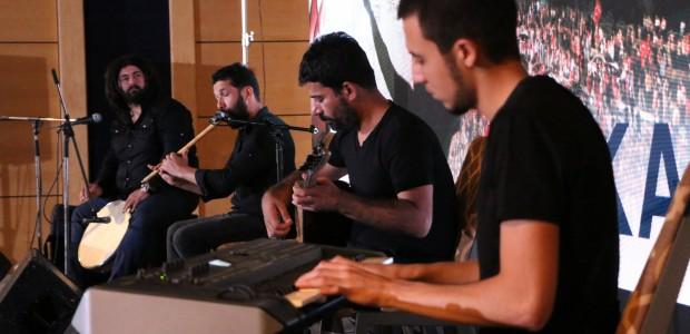 Arnavutluk'ta Serdar Tuncer ile Şiir Dinletisi Programı Düzenlendi - 3