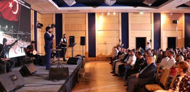 Arnavutluk'ta Serdar Tuncer ile Şiir Dinletisi Programı Düzenlendi - 2
