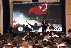 Arnavutluk'ta Serdar Tuncer ile Şiir Dinletisi Programı Düzenlendi