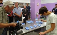 TİKA Provides Support to the Social Entrepreneurship Project of the Visually Impaired in Croatia
