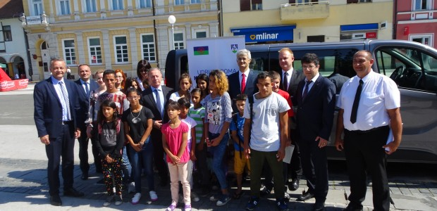 Meaningful Assistance from TİKA for the Roma People in Croatia  - 1