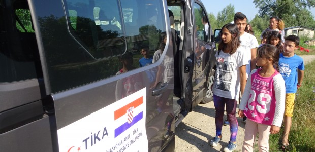 Meaningful Assistance from TİKA for the Roma People in Croatia  - 2