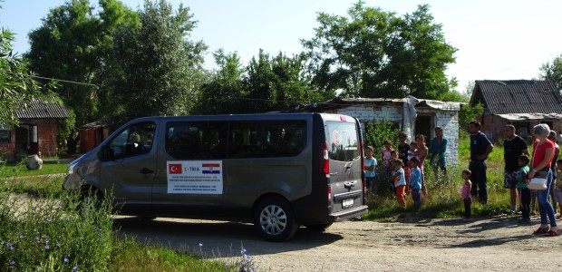 Meaningful Assistance from TİKA for the Roma People in Croatia  - 4